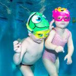 Plavání pro kojence Lom